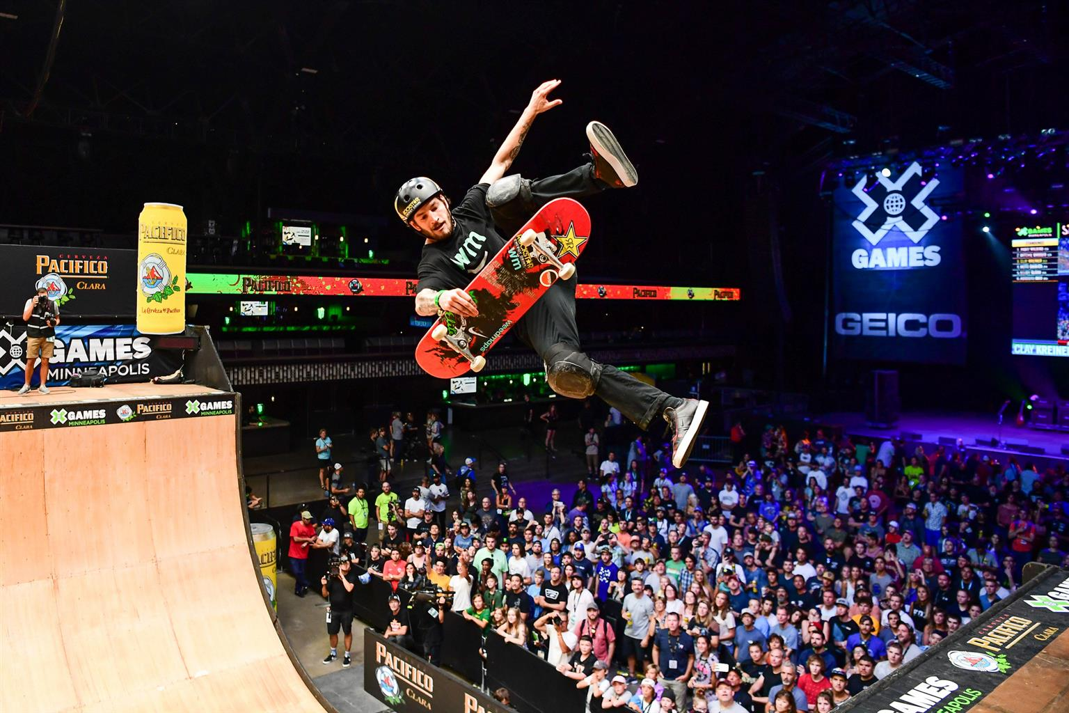 Boardriding | News | X Games Minneapolis 2019 Day One