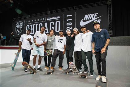 Boardriding | Bosses | Street League Skateboarding (SLS)