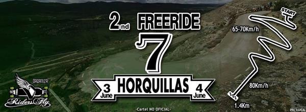 7 Horquilas Freeride 2018