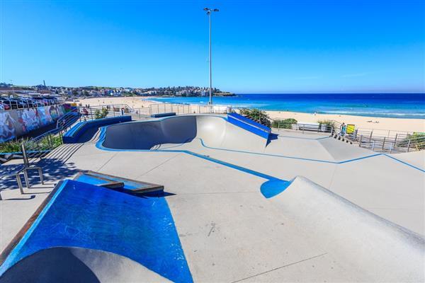 Bondi Beach Skatepark | Image credit: Tooykrub / Shutterstock.com
