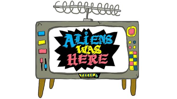 Aliens Was Here | Image credit: volcom