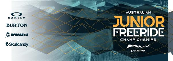 Australian Junior Freeride Championships - Perisher 2020 - date TBC