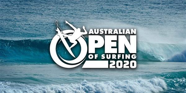 Australian Open of Surfing Tour - Coffs Harbour, NSW 2020