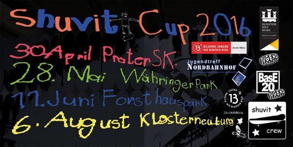 Austrian Shuvit Cup - Forsthauspark 2016