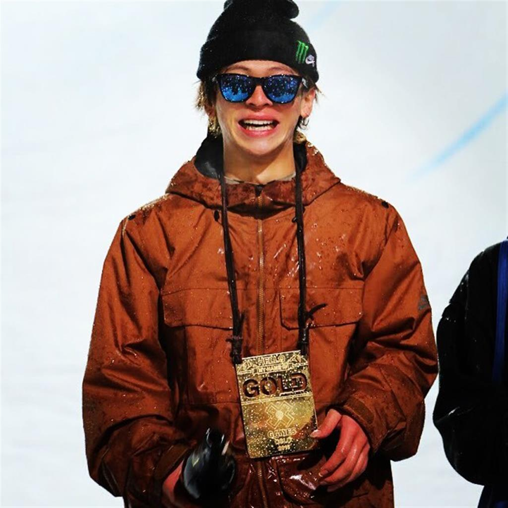First Japanese to ever win a Gold at the X games!