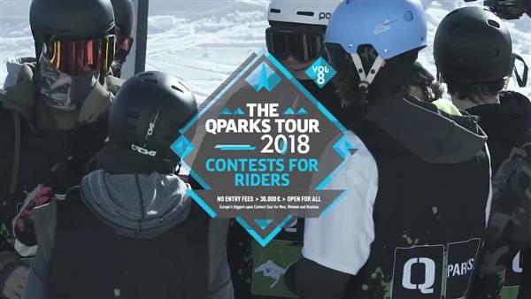 Battle ROJal, Snowpark Schoneben 2018