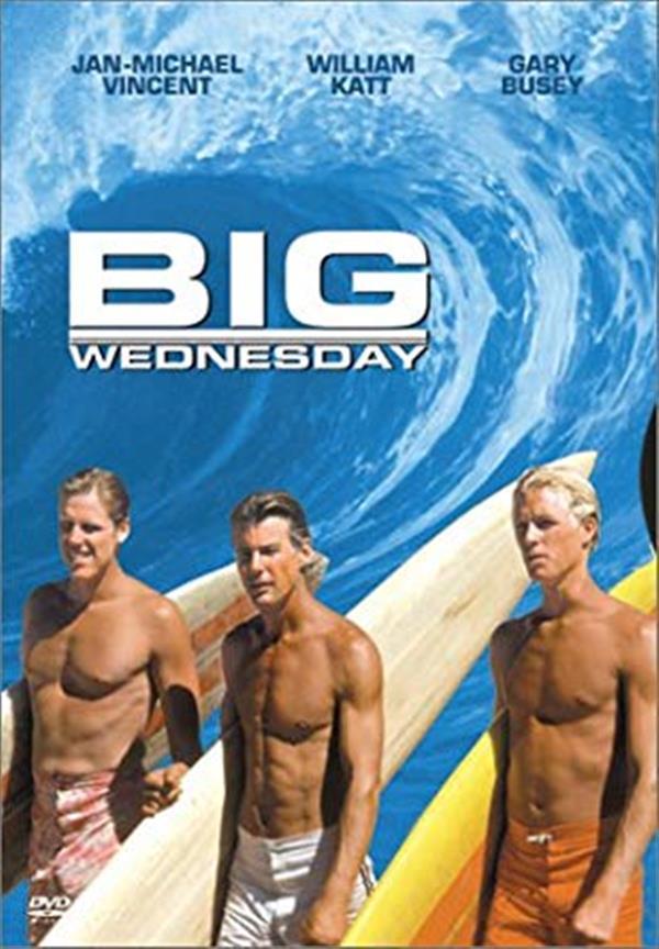 Big Wednesday   Image credit: John Milus
