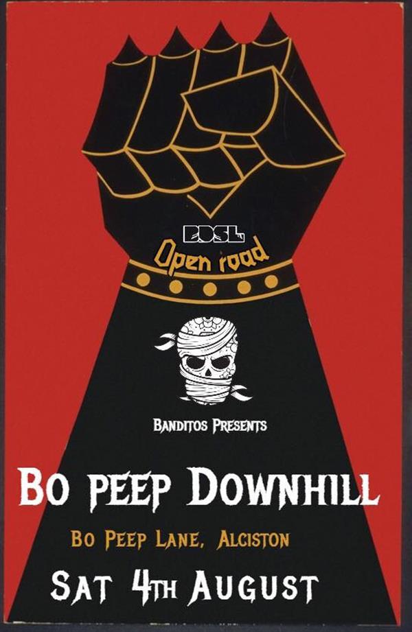 Bo Peep Downhill 2018