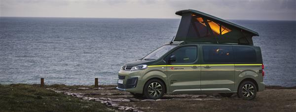Camper Van for Action Sports Lovers