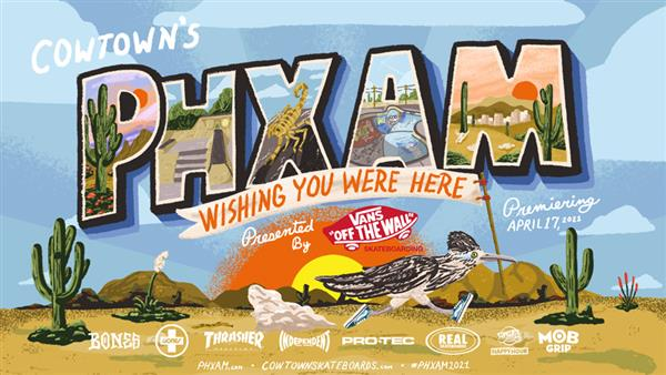"""Cowtown's PHXAM """"Wishing You Were Here"""" 2021"""