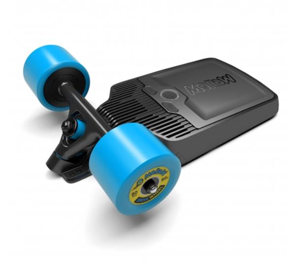 Crazy commute? Mellow Out! | Image credit: Mellow Boards