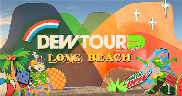 Dew Tour - Long Beach, CA 2019