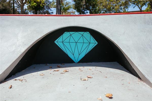 Diamond Supply Co. Skate Plaza