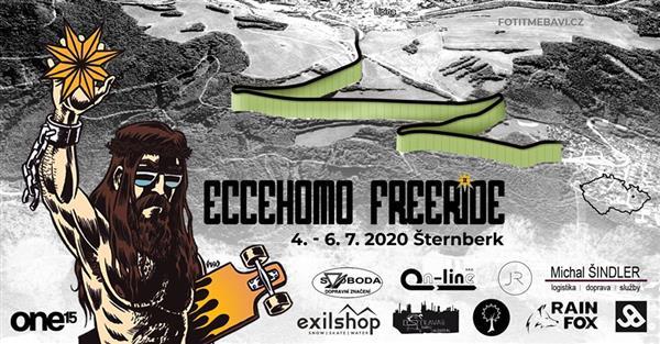 Ecce Homo Freeride - Sternberk 2020