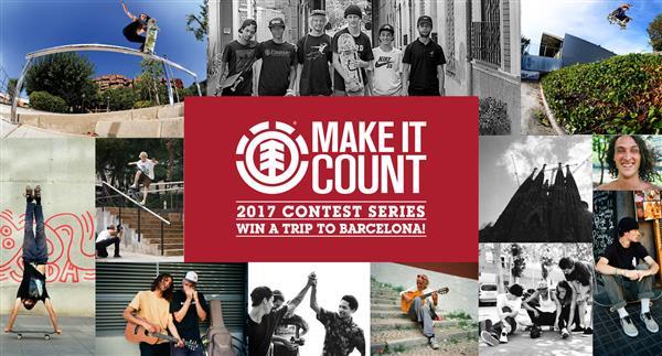 Element Make It Count - Australia & New Zealand Final 2017