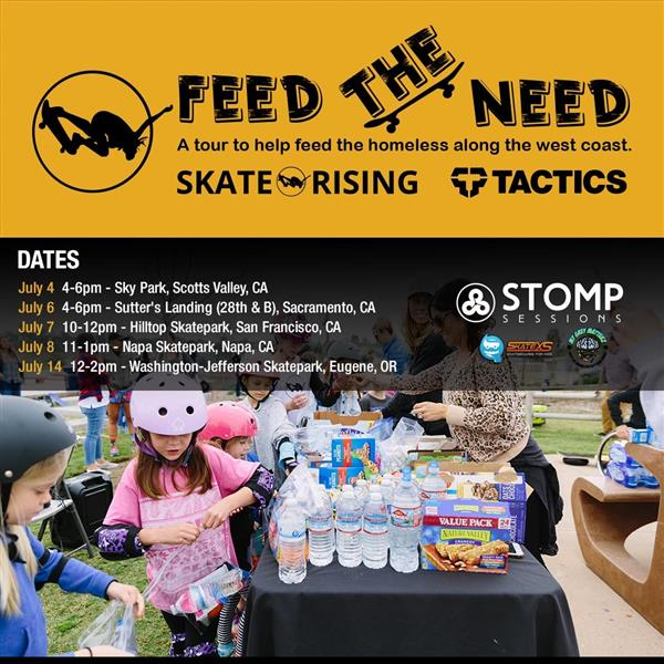 Feed The Need 2018 - Eugene