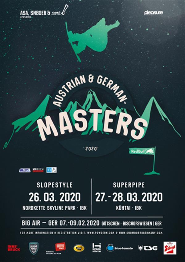 FIS Europa Cup - Austrian & German Masters HP & BA - Kuehtai 2020