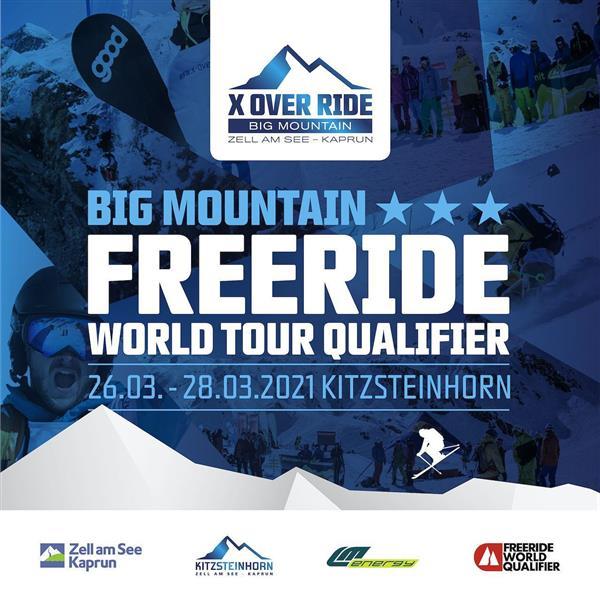 Freeride World Qualifier - X Over Ride Kitzsteinhorn 2021