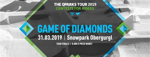 Game of Diamonds - Snowpark Obergurgl 2019