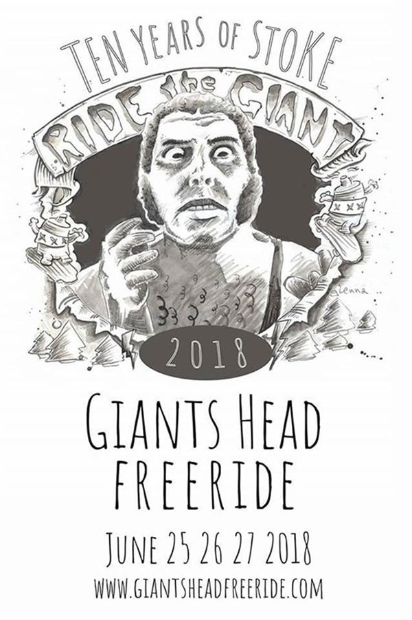 Giants Head Freeride 2018