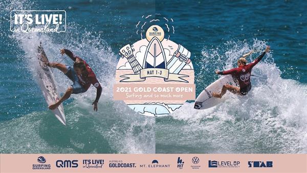 Gold Coast Open - Burleigh Heads 2021