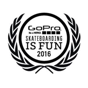 GoPro Skateboarding is Fun 2016 - Heat #4