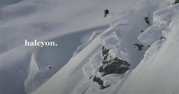 Halcyon - Sage Kotsenburg   Image credit: Monster Energy