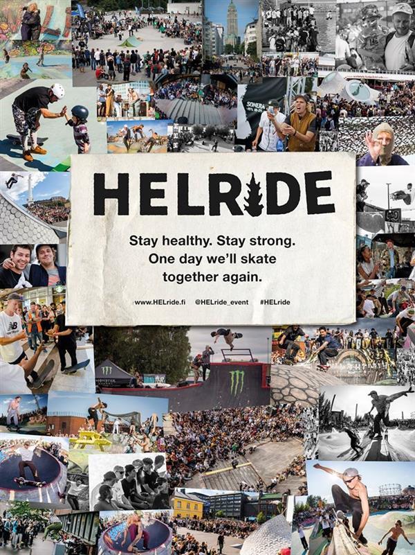 Helsinki HELride 2020 - POSTPONED / TBC