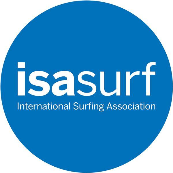 International Surfing Association (ISA)   Image credit: International Surfing Association