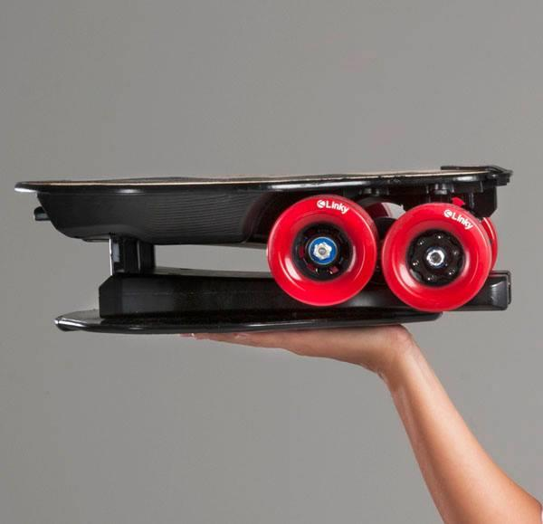 Introducing Linky - The Foldable Electric Board