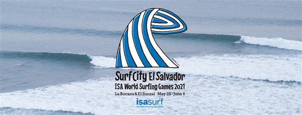 ISA World Surfing Games - El Salvador 2021