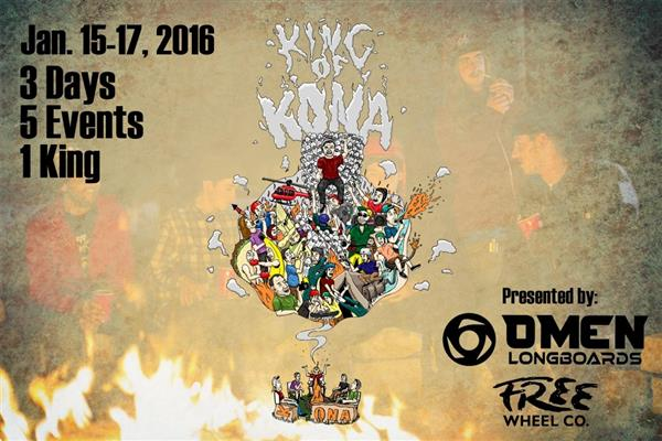 King of Kona 2016