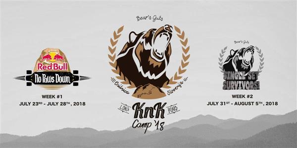 KnK Longboard Camp #1 2018