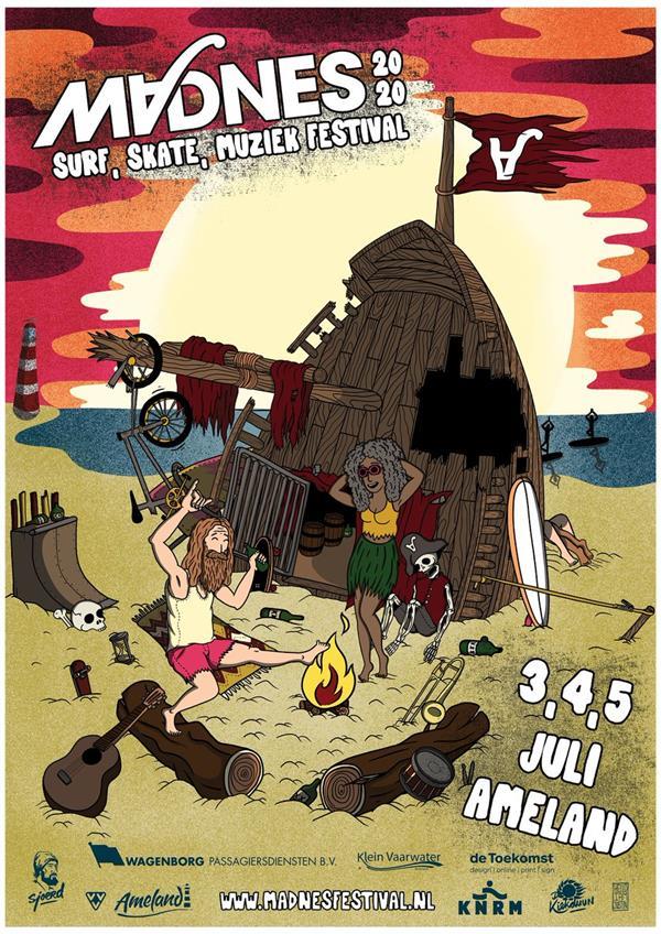 MadNes Festival - Ameland 2020