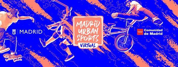 Madrid Urban Sports - Virtual - 2020