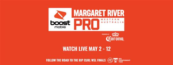 Men's Boost Mobile Margaret River Pro pres. by Corona 2021