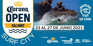 Men's Corona Salinas Open 2021