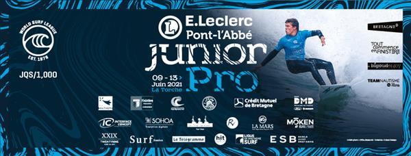 Men's E. Leclerc Pont-l'Abbe Junior Pro La Torche 2021