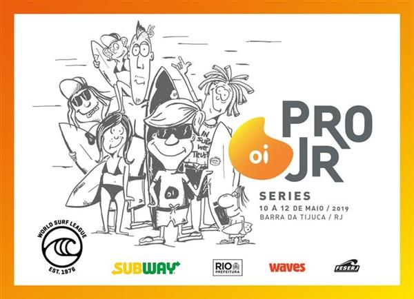 Men's Oi Pro Junior Series - RJ 2019