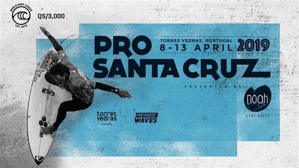 Men's Pro Santa Cruz pres by Noah Surf House 2019