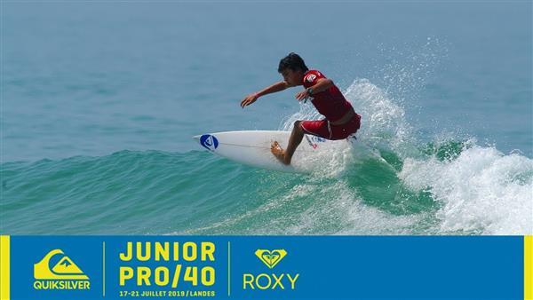 Men's Quiksilver Junior Pro 40 2019