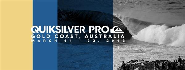 Men's Quiksilver Pro Gold Coast 2018