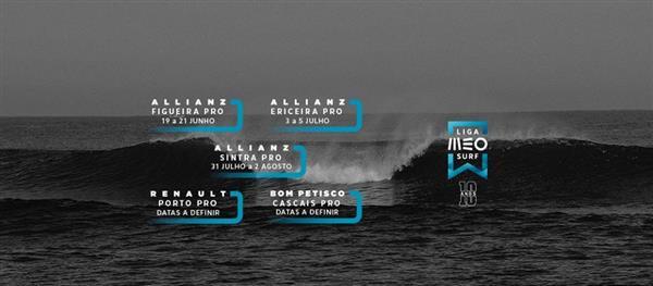 MEO Surf League event #1 - Allianz Figueira Pro 2020