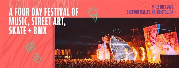 NASS Festival - Shepton Mallet/Bristol, UK 2020