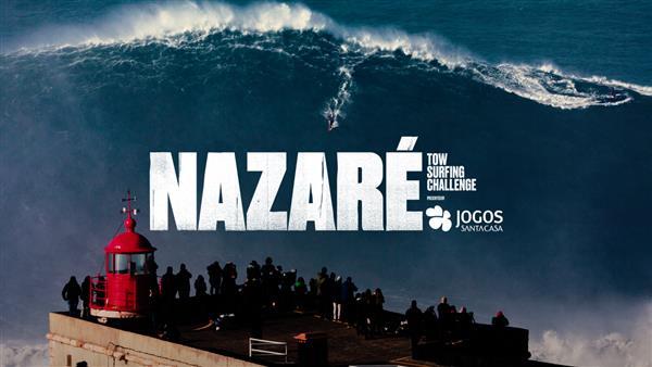 Nazare Tow Surfing Challenge 2019/20