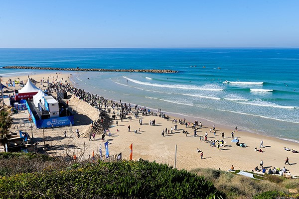 Kontiki Beach, NETANYA | Image credit: WSL / Masurel