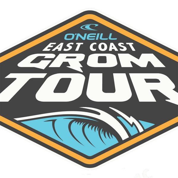 O'Neill East Coast Grom Tour #4 - 65th Ave. N beach Myrtle Beach, SC 2021