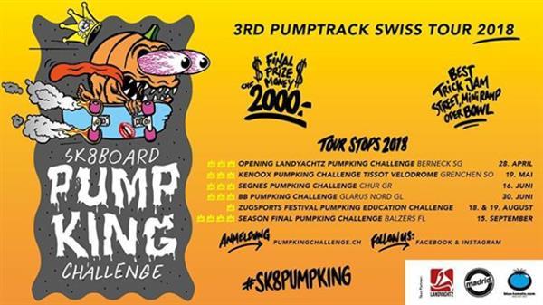 Segnes PumpKing Challenge Chur GR 2018