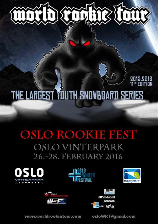 Oslo Rookie Fest 2016