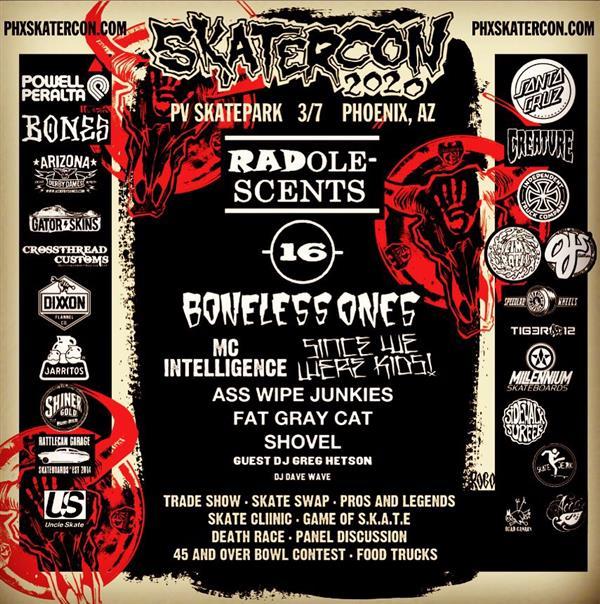 SkaterCon 5 - Phoenix, AZ 2020